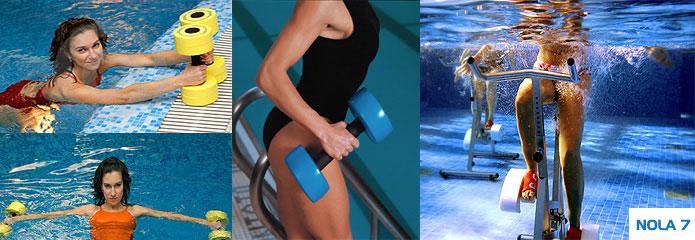 Подводна гимнастика